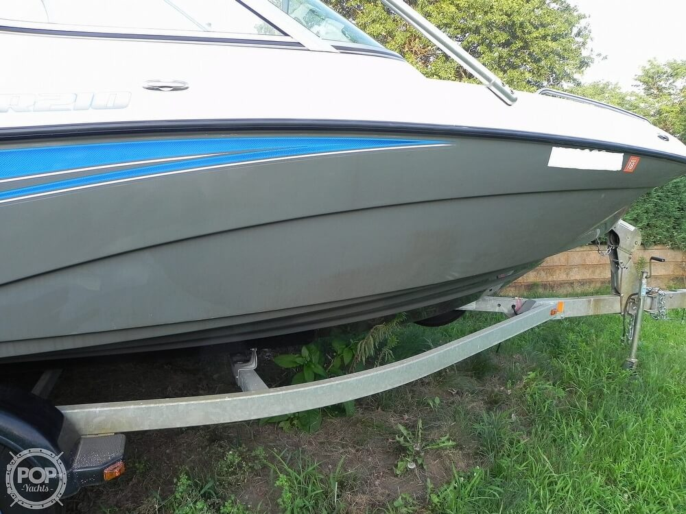 2015 Yamaha boat for sale, model of the boat is AR 210 & Image # 35 of 40
