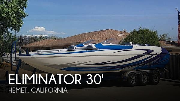 Used ELIMINATOR Boats For Sale by owner | 2008 Eliminator 29