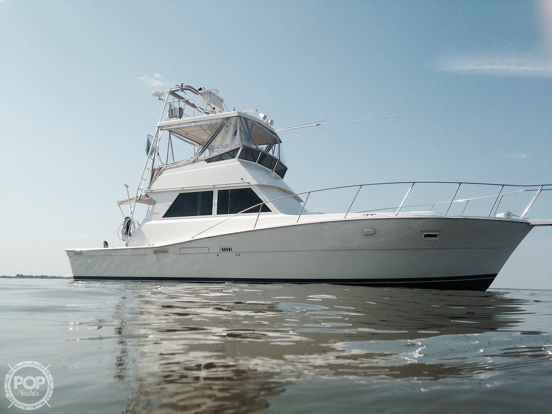 1983 Viking 41 Convertible For Sale