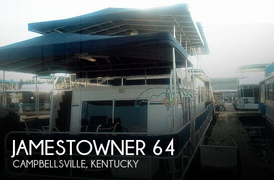 Used Boats For Sale in Lexington, Kentucky by owner | 1985 Jamestowner 64