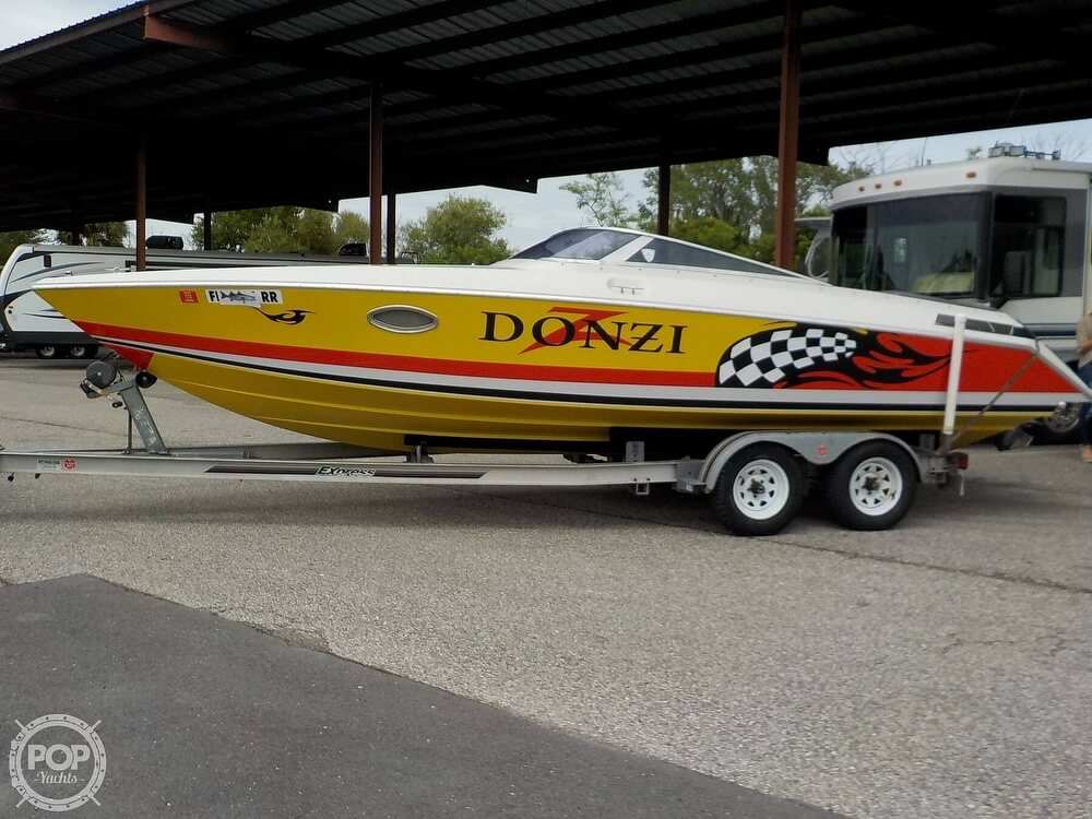 Donzi For Sale >> Donzi Z25 Boat For Sale In Gibsonton Fl For 25 250 184529