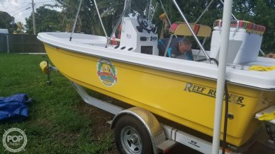 Reef Runner 180b, 18', for sale - $39,900
