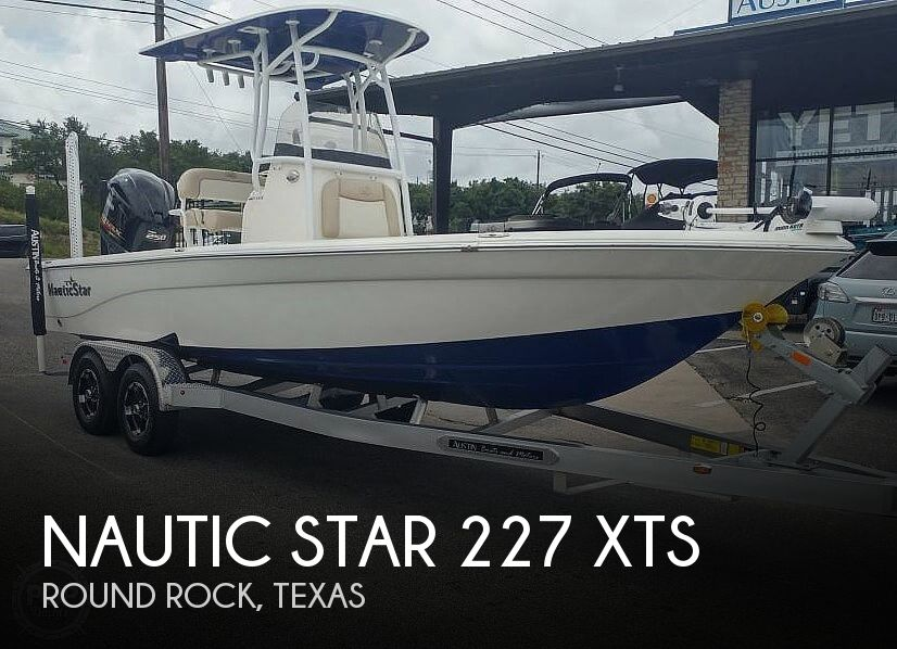 Used Boats For Sale in Austin, Texas by owner | 2018 Nautic Star 23