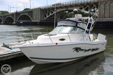 Seaswirl Striper 2100WA, 21', for sale - $14,750