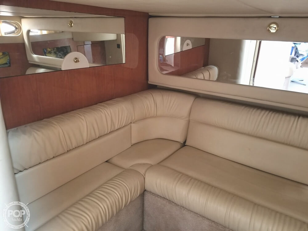 2000 Sea Ray boat for sale, model of the boat is 410 Sundancer & Image # 10 of 40