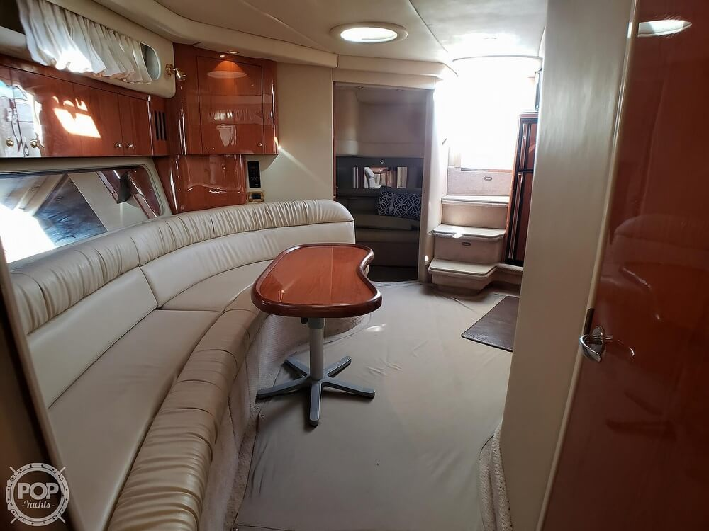 2000 Sea Ray boat for sale, model of the boat is 410 Sundancer & Image # 9 of 40