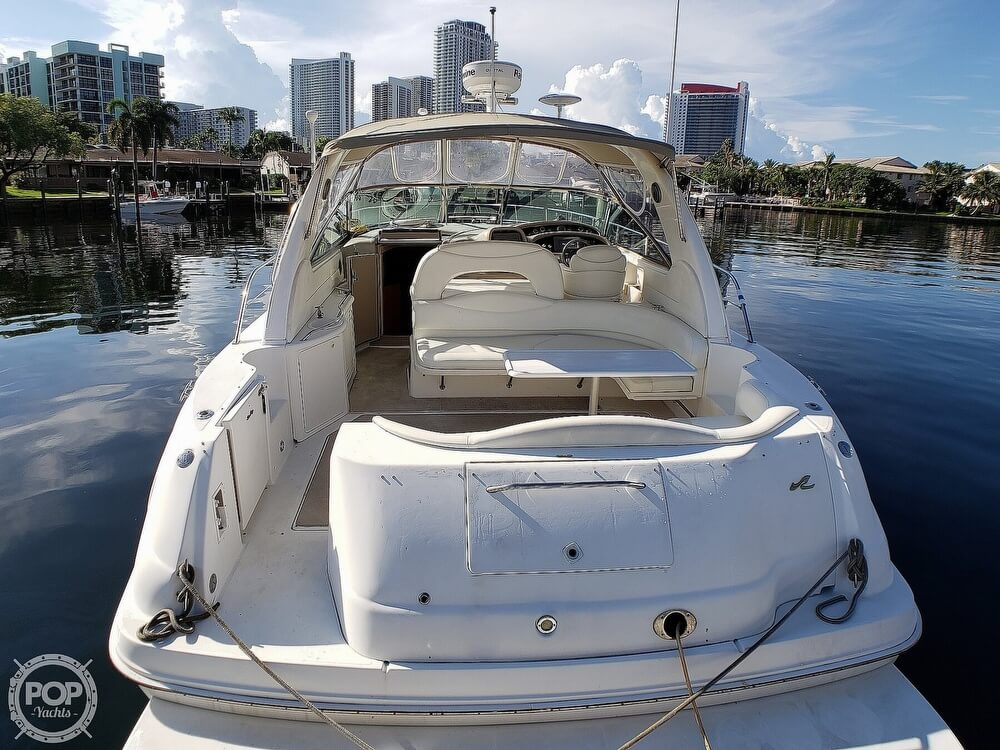 2000 Sea Ray boat for sale, model of the boat is 410 Sundancer & Image # 2 of 40