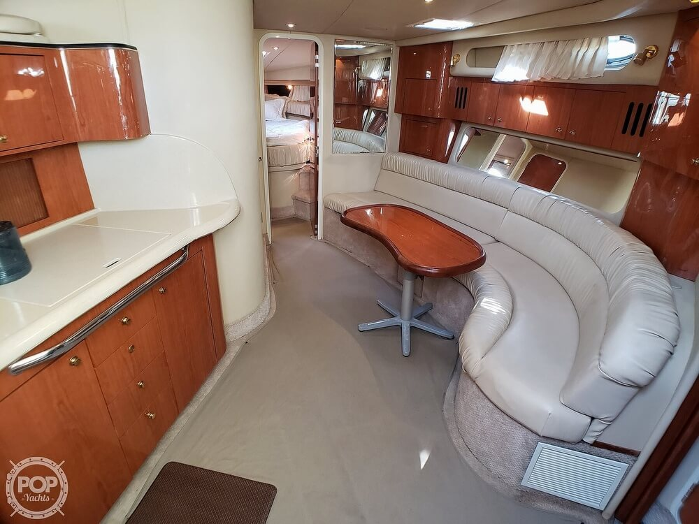 2000 Sea Ray boat for sale, model of the boat is 410 Sundancer & Image # 3 of 40