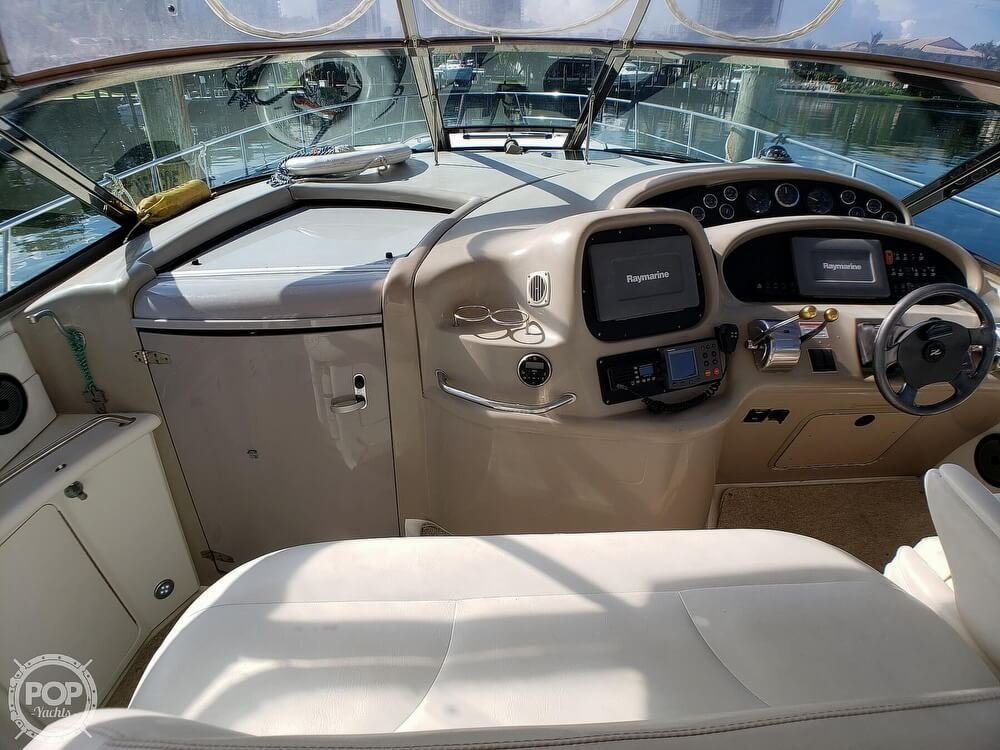 2000 Sea Ray boat for sale, model of the boat is 410 Sundancer & Image # 7 of 40