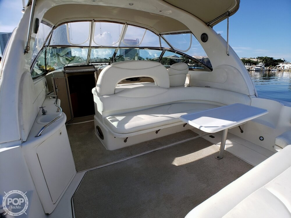 2000 Sea Ray boat for sale, model of the boat is 410 Sundancer & Image # 15 of 40