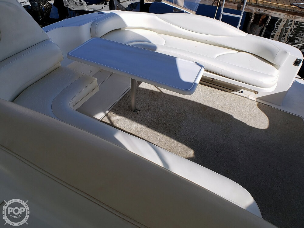 2000 Sea Ray boat for sale, model of the boat is 410 Sundancer & Image # 33 of 40