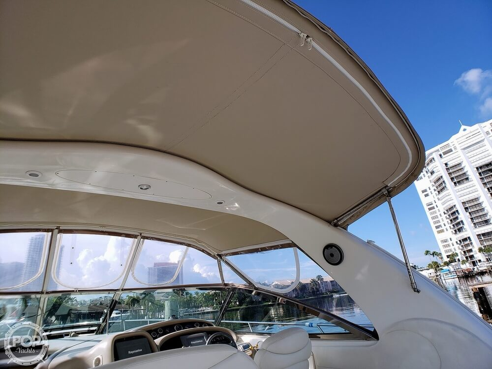 2000 Sea Ray boat for sale, model of the boat is 410 Sundancer & Image # 36 of 40