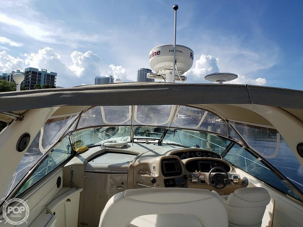 2000 Sea Ray boat for sale, model of the boat is 410 Sundancer & Image # 37 of 40