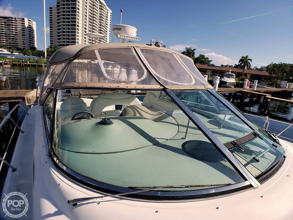 2000 Sea Ray boat for sale, model of the boat is 410 Sundancer & Image # 8 of 40