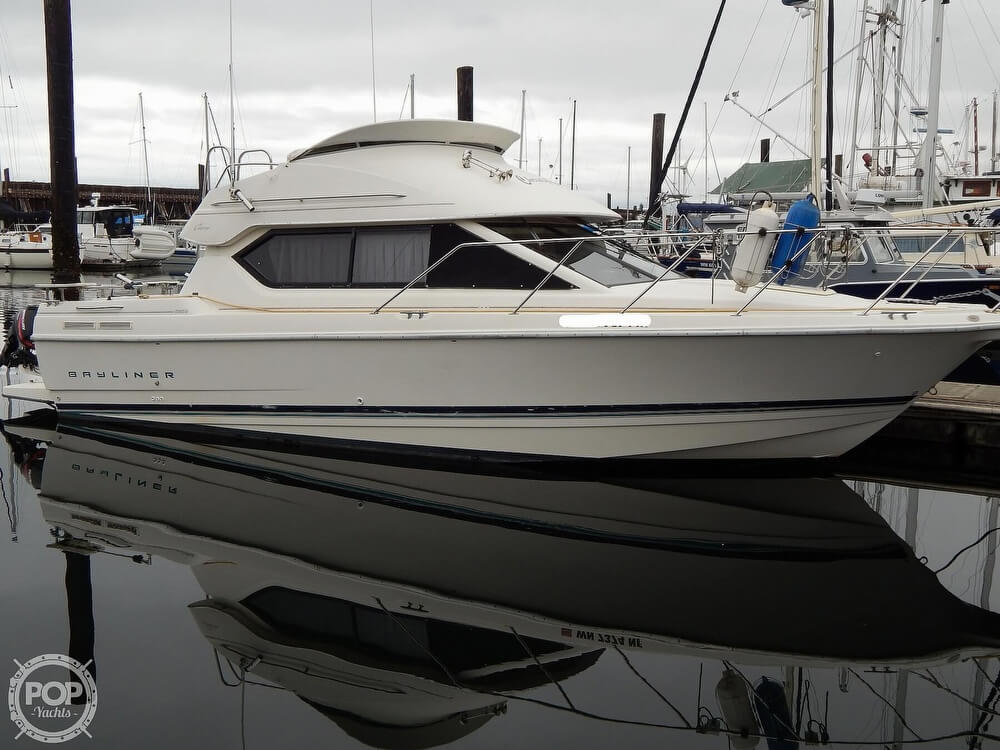 1996 Bayliner boat for sale, model of the boat is Ciera 2858 & Image # 2 of 40