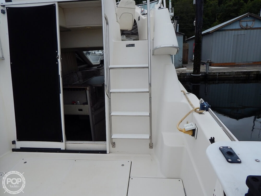 1996 Bayliner boat for sale, model of the boat is Ciera 2858 & Image # 34 of 40