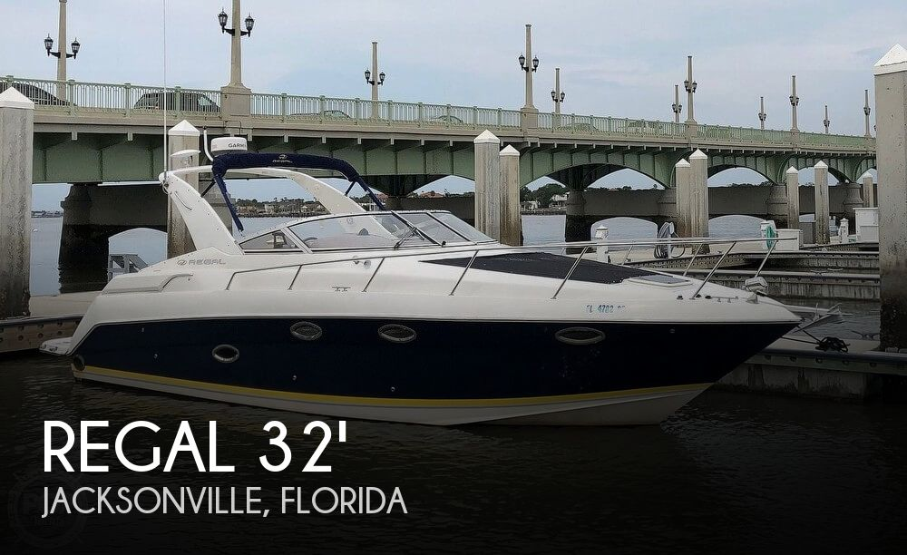 Used Regal 32 Boats For Sale by owner | 2003 Regal 32