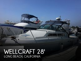 Wellcrafts for sale between $25k and $35k on