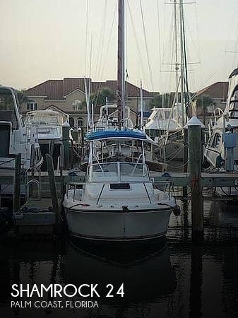 Used Shamrock Boats For Sale by owner | 2003 Shamrock 24