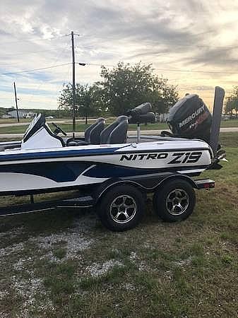 Nitro Z-19, 19', for sale - $42,300