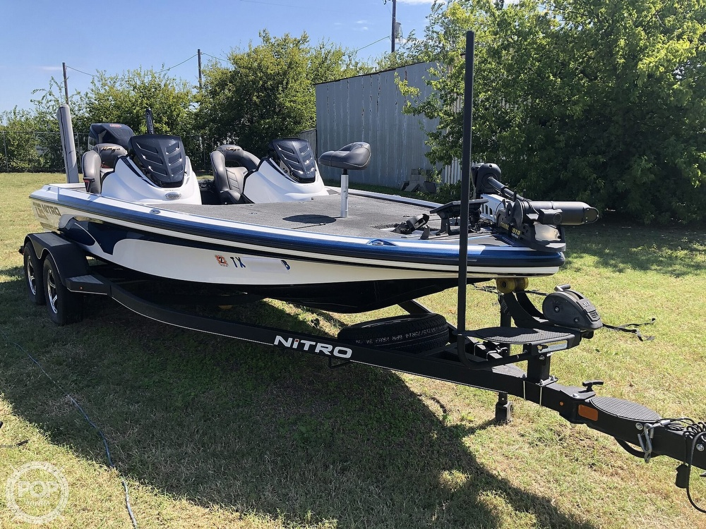 2018 Nitro boat for sale, model of the boat is Z-19 & Image # 20 of 40