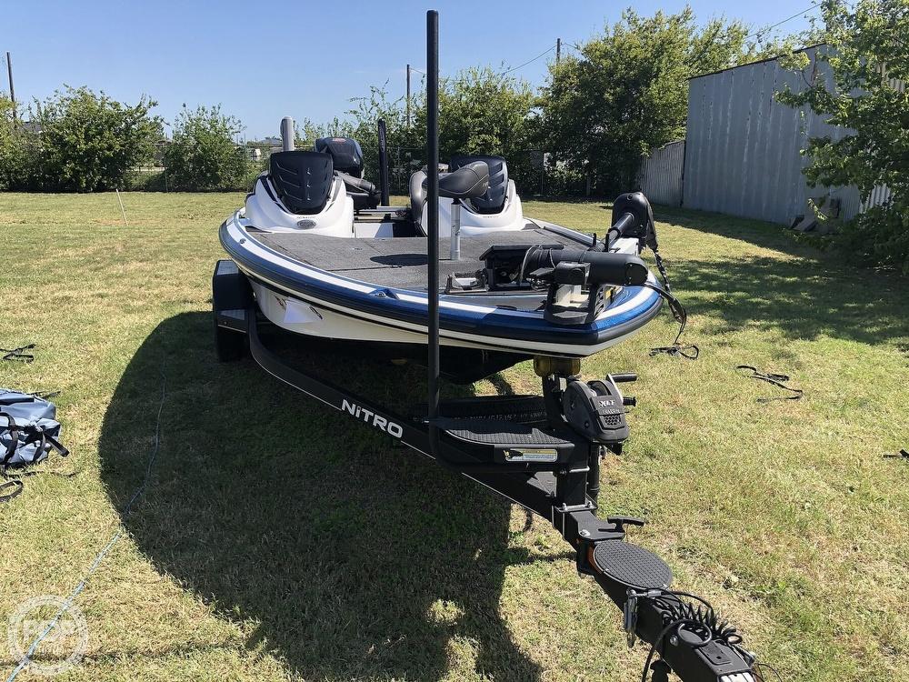 2018 Nitro boat for sale, model of the boat is Z-19 & Image # 21 of 40