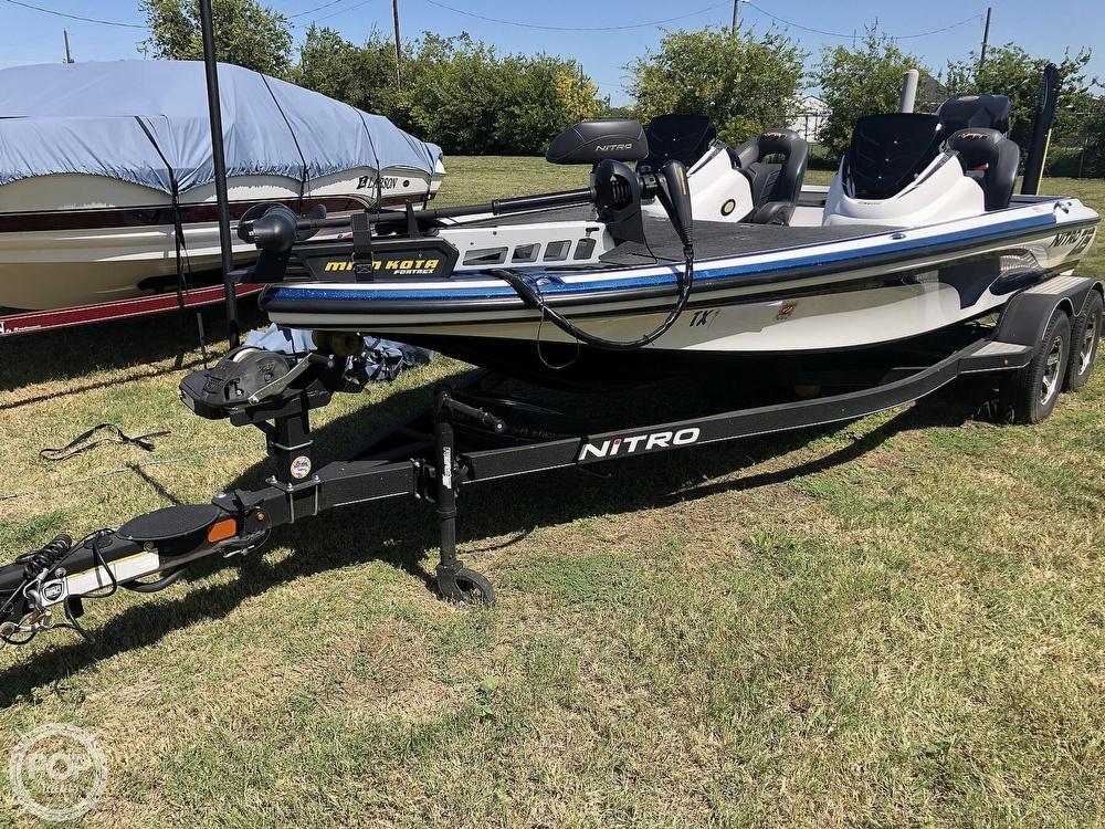 2018 Nitro boat for sale, model of the boat is Z-19 & Image # 24 of 40
