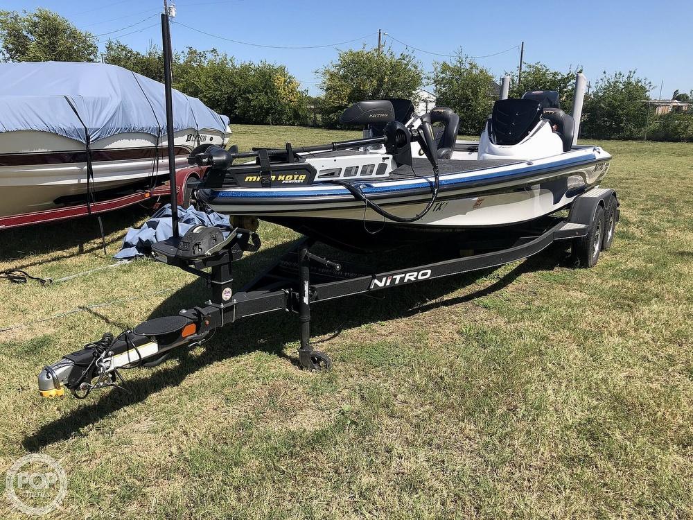 2018 Nitro boat for sale, model of the boat is Z-19 & Image # 25 of 40