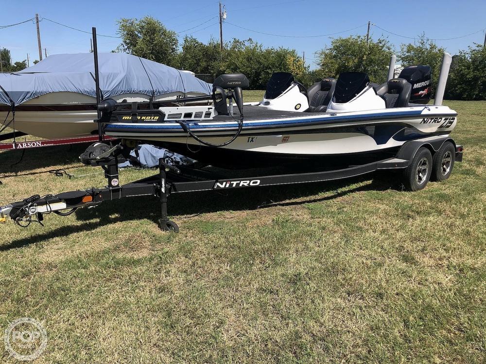 2018 Nitro boat for sale, model of the boat is Z-19 & Image # 26 of 40