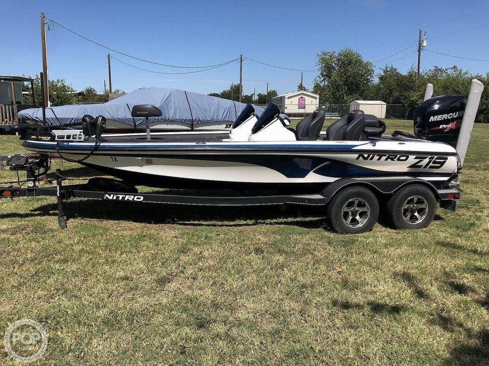 2018 Nitro boat for sale, model of the boat is Z-19 & Image # 27 of 40