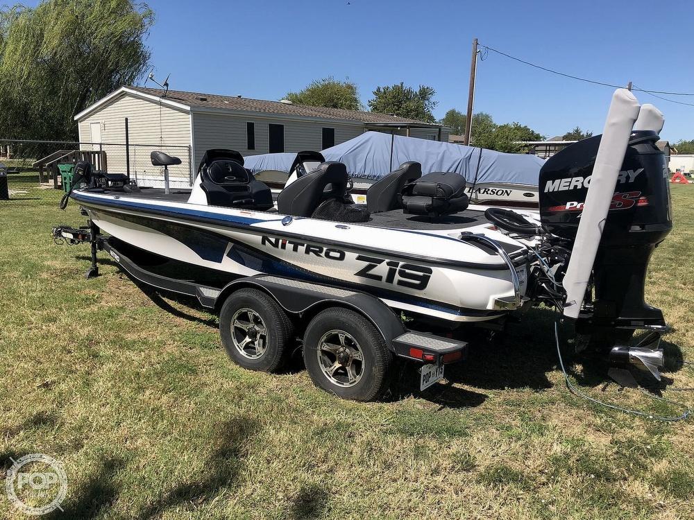 2018 Nitro boat for sale, model of the boat is Z-19 & Image # 29 of 40