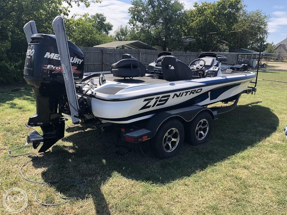 2018 Nitro boat for sale, model of the boat is Z-19 & Image # 32 of 40
