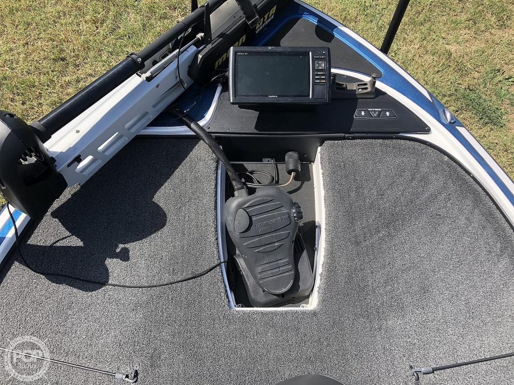 2018 Nitro boat for sale, model of the boat is Z-19 & Image # 13 of 40