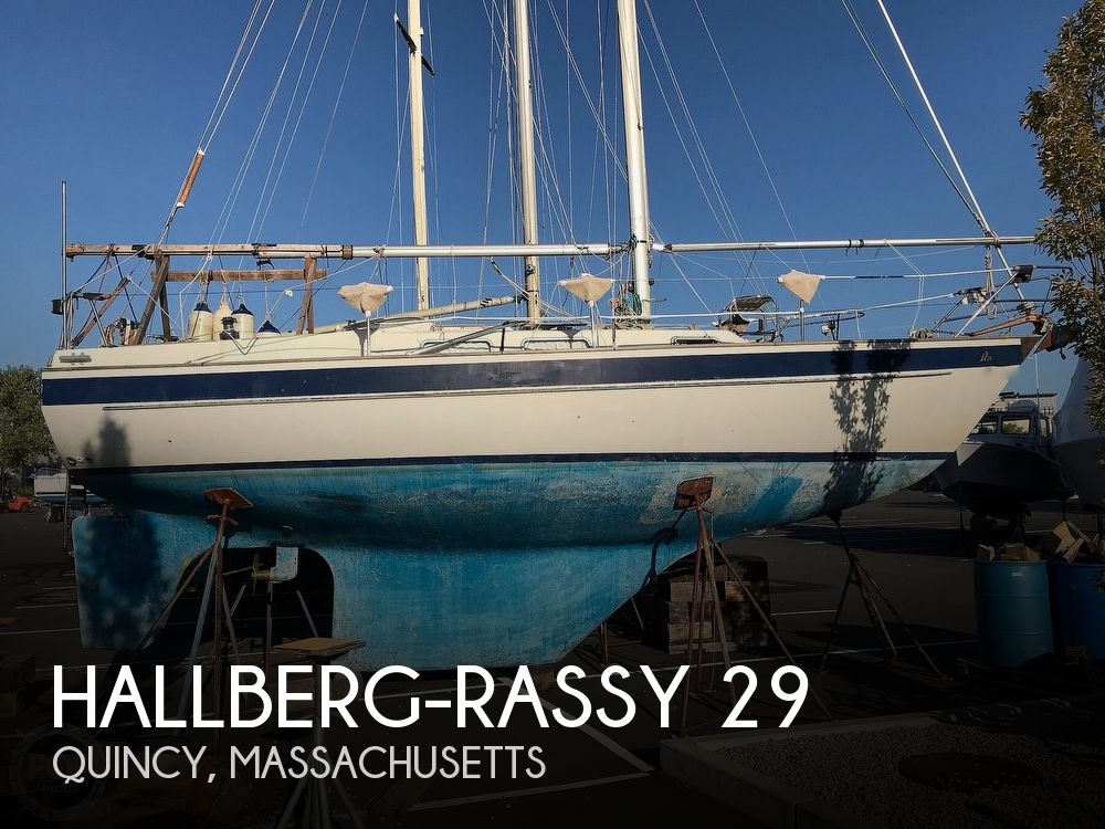 Used Hallberg-Rassy Boats For Sale by owner | 1985 Hallberg-Rassy 29
