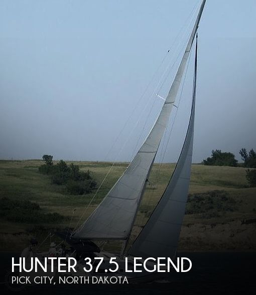 Used Boats For Sale in North Dakota by owner | 1993 Hunter 37.5 Legend