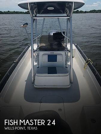 Used Fish Master Boats For Sale by owner | 2003 Fish Master 24