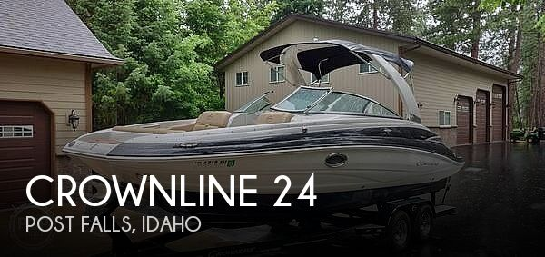 Used Boats For Sale in Idaho by owner | 2016 Crownline 24
