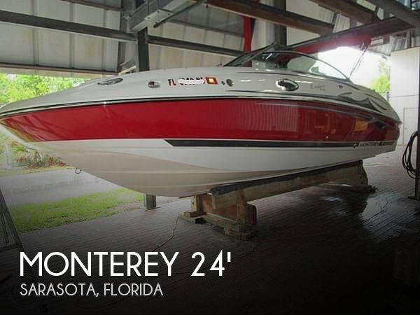 Used Monterey Deck Boats For Sale by owner | 2008 Monterey 24