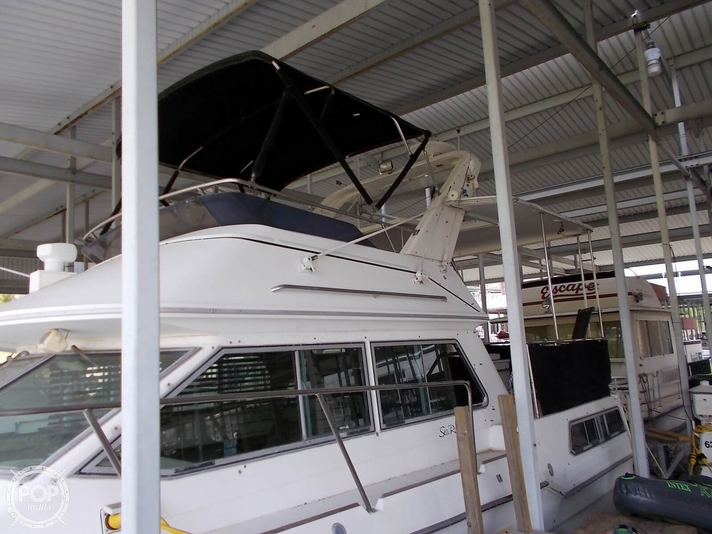 1986 Sea Ray boat for sale, model of the boat is 360 Aft Cabin & Image # 19 of 40