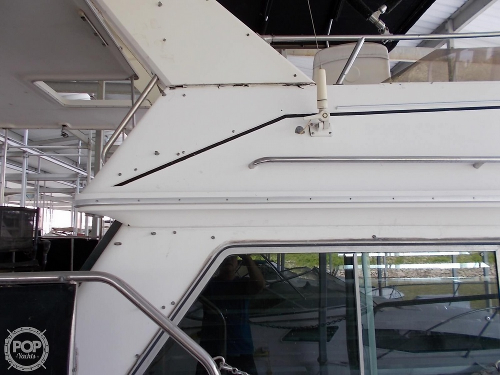 1986 Sea Ray boat for sale, model of the boat is 360 Aft Cabin & Image # 25 of 40