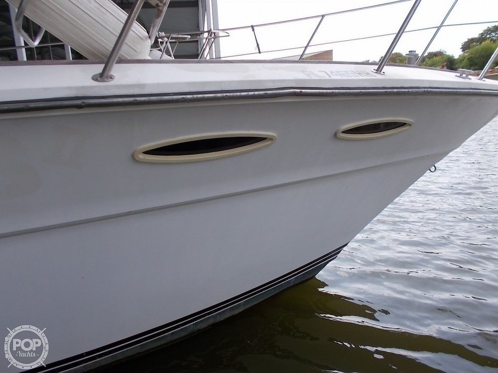 1986 Sea Ray boat for sale, model of the boat is 360 Aft Cabin & Image # 23 of 40
