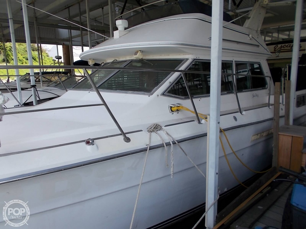 1986 Sea Ray boat for sale, model of the boat is 360 Aft Cabin & Image # 5 of 40