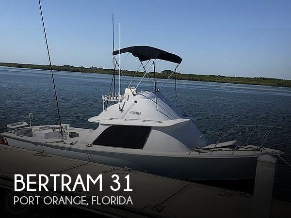 Used BERTRAM Fishing boats For Sale by owner | 1979 Bertram 31