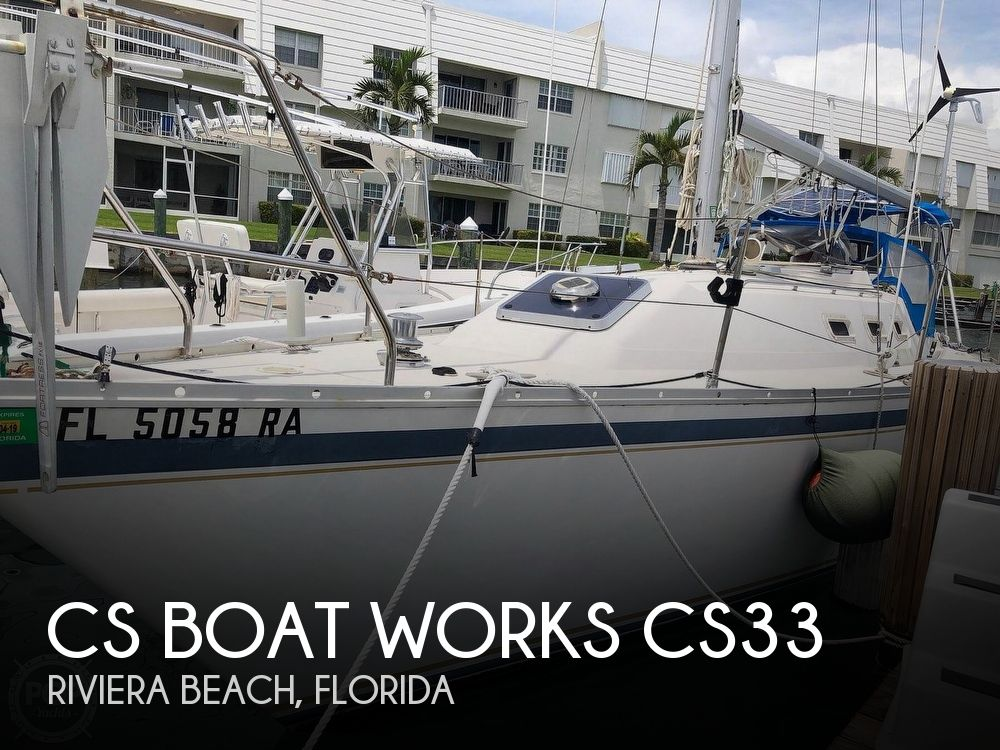 Used Boats For Sale by owner | 1986 CS Boat Works 32