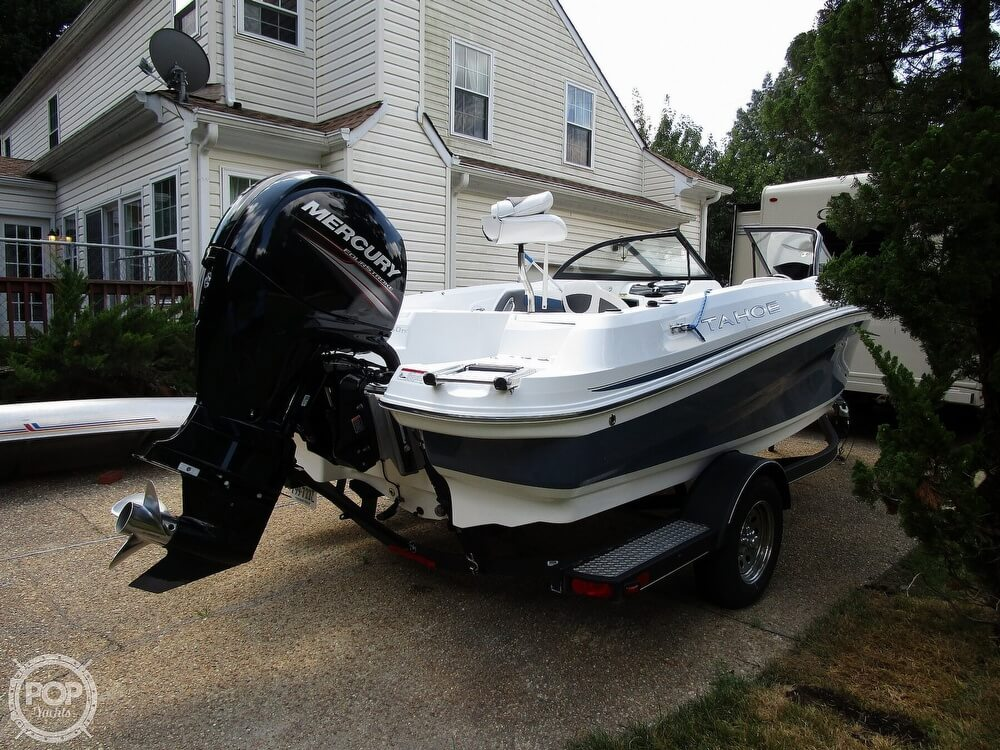 2018 Tahoe boat for sale, model of the boat is 550 TF ski & fish & Image # 5 of 41