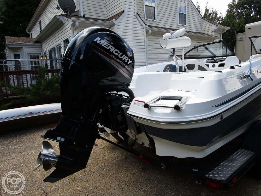 2018 Tahoe boat for sale, model of the boat is 550 TF ski & fish & Image # 20 of 41