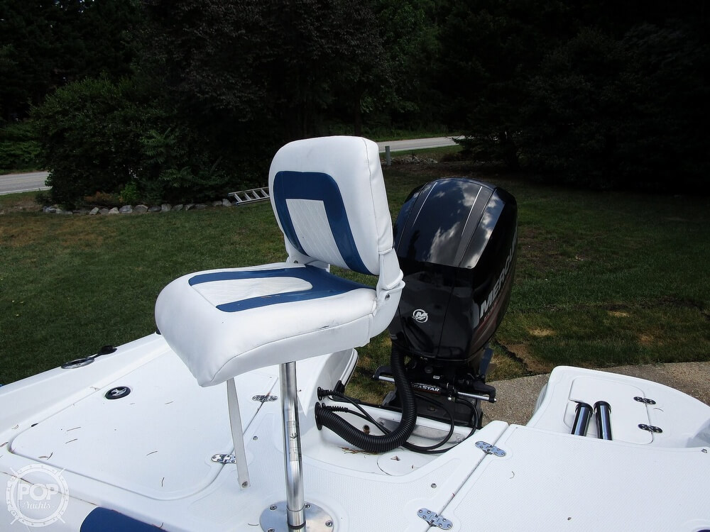 2018 Tahoe boat for sale, model of the boat is 550 TF ski & fish & Image # 22 of 41