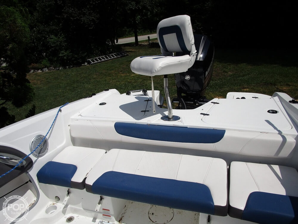 2018 Tahoe boat for sale, model of the boat is 550 TF ski & fish & Image # 29 of 41