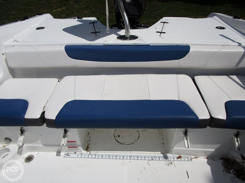 2018 Tahoe boat for sale, model of the boat is 550 TF ski & fish & Image # 31 of 41