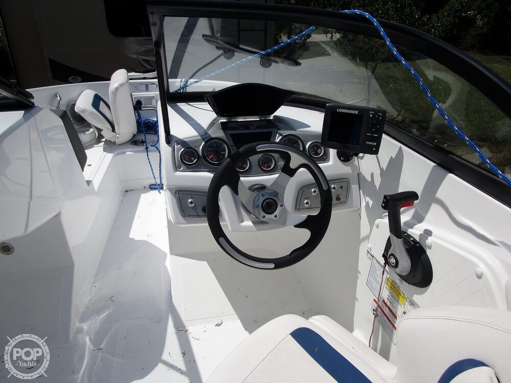 2018 Tahoe boat for sale, model of the boat is 550 TF ski & fish & Image # 36 of 41